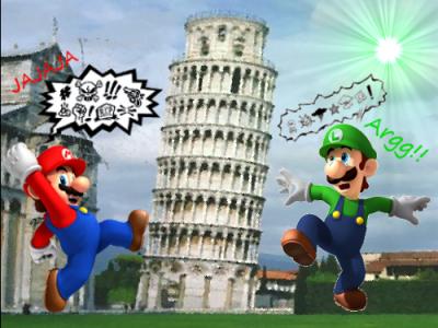 Mario&Luigi in Italy