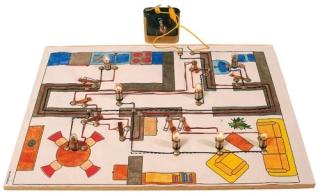Proyecto dise o y construcci n de la instalaci n - Hacer instalacion electrica domestica ...